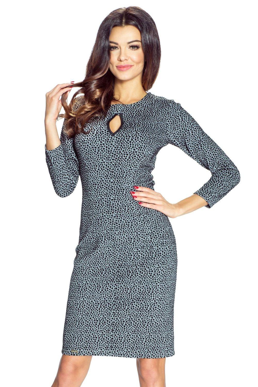 Denní šaty  model 76904 Bergamo
