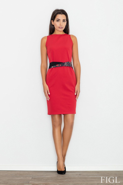 Denní šaty  model 77062 Figl