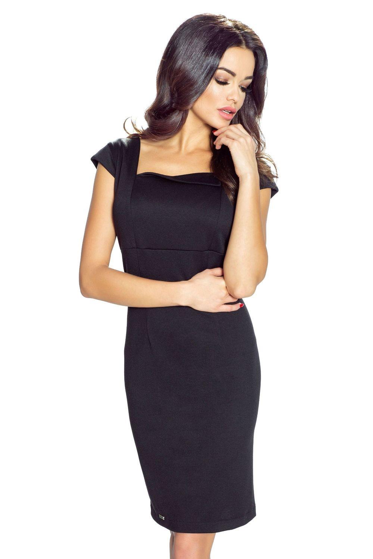 Společenské šaty  model 77085 Bergamo