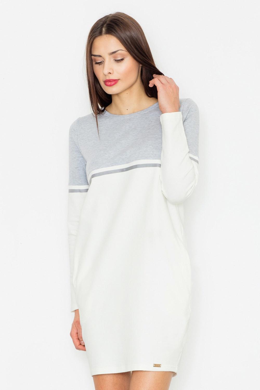 Denní šaty  model 77148 Figl