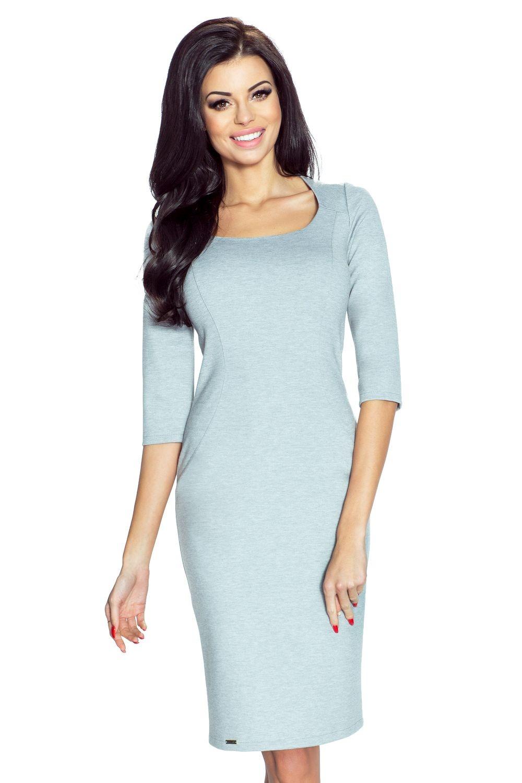 Denní šaty  model 77510 Bergamo