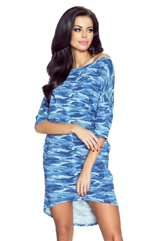 Denní šaty  model 77525 Bergamo