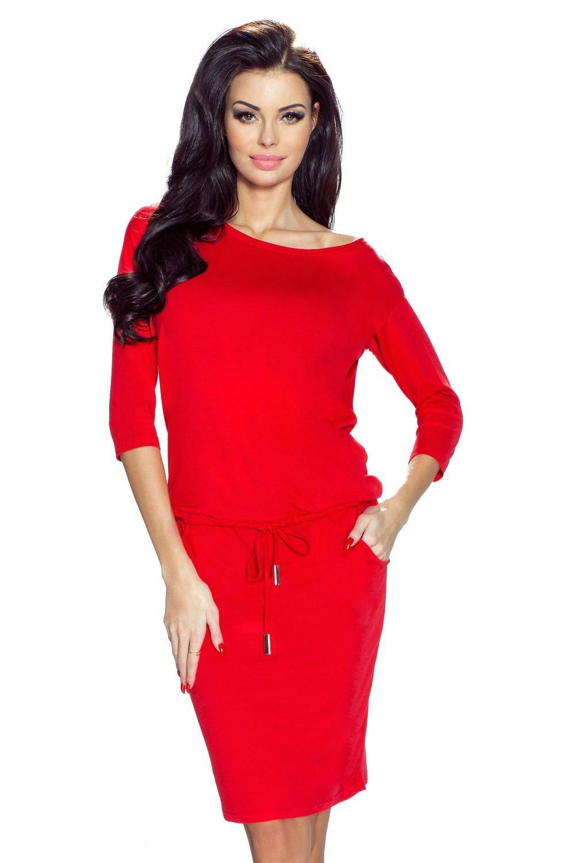 Denní šaty  model 77545 Bergamo