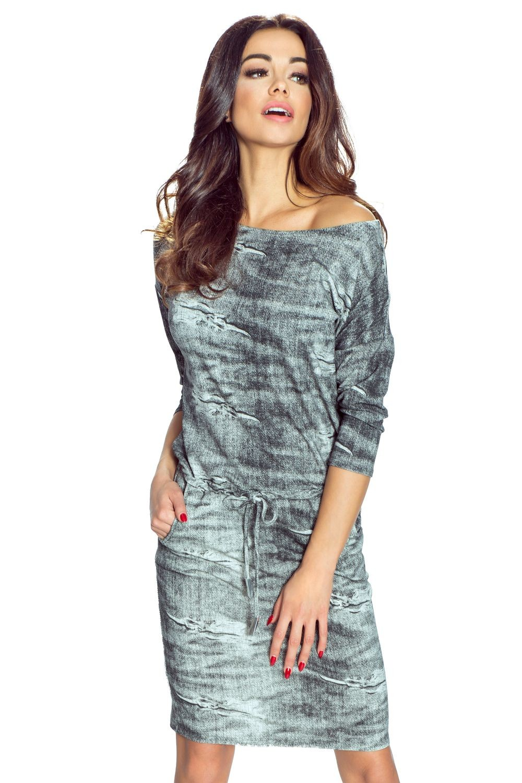 Denní šaty  model 77547 Bergamo