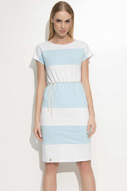 Denní šaty  model 77661 Makadamia