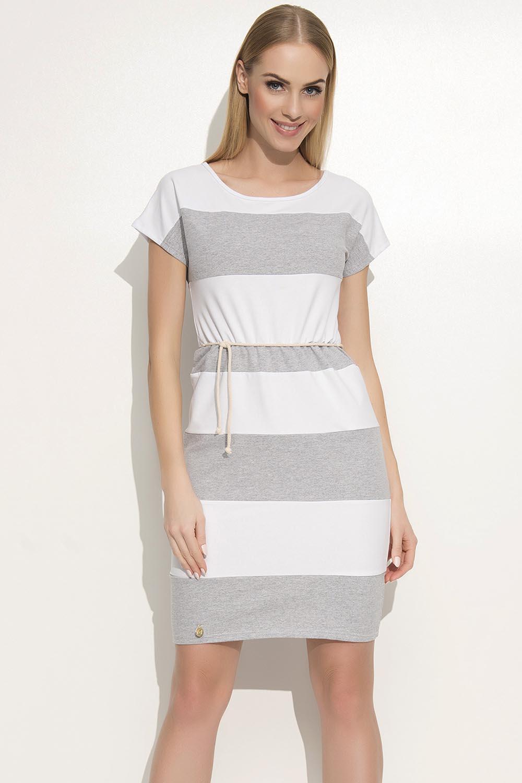 Denní šaty  model 77663 Makadamia