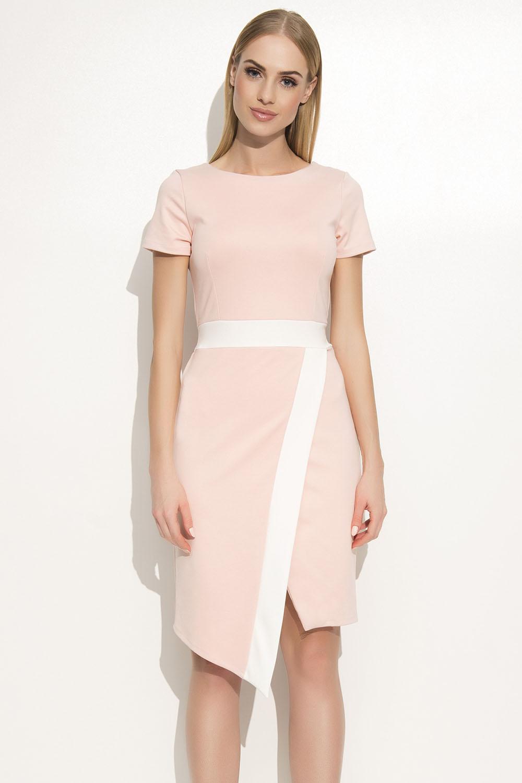 Denní šaty  model 77664 Makadamia