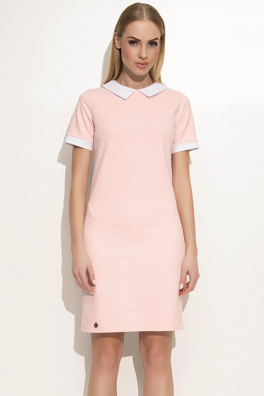Denní šaty  model 77669 Makadamia