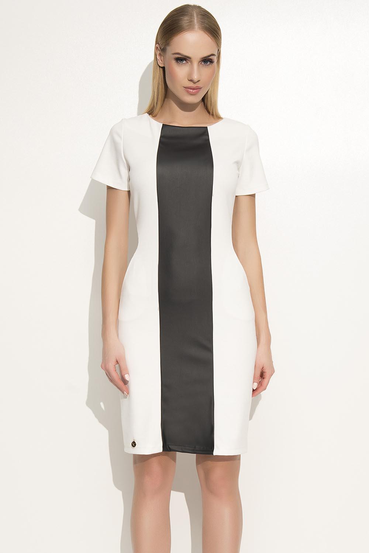 Denní šaty  model 77673 Makadamia
