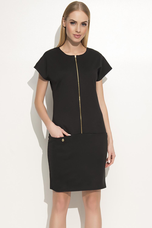Denní šaty  model 77678 Makadamia