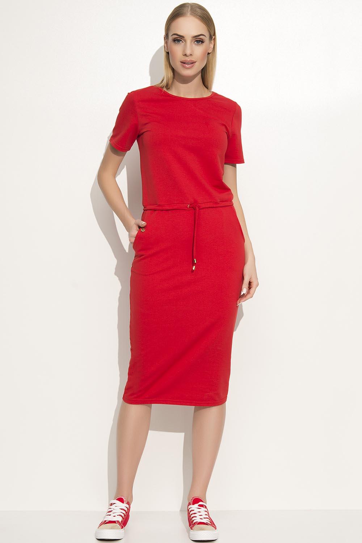 Denní šaty  model 77679 Makadamia