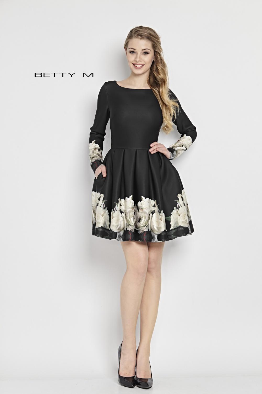 Společenské šaty  model 79576 BETTY M