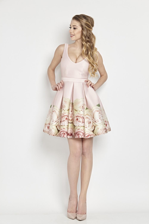 Společenské šaty  model 79663 BETTY M