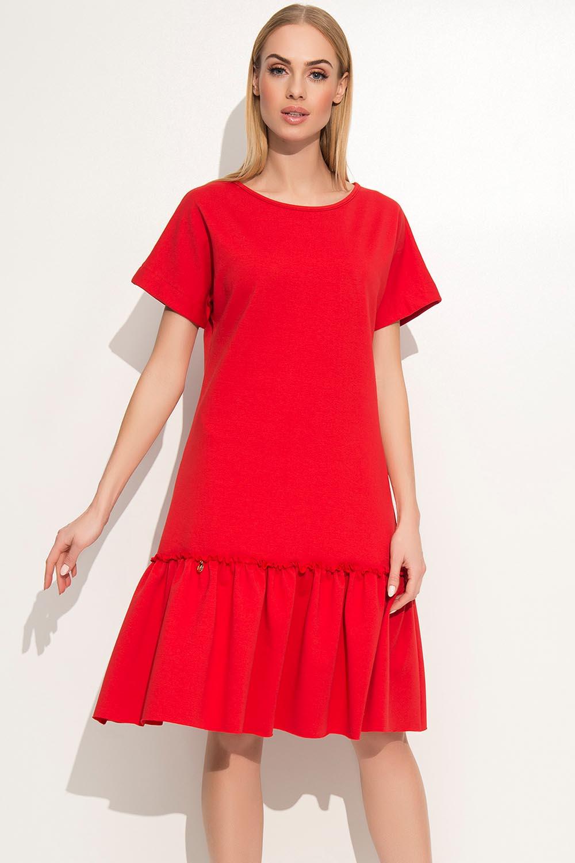 Sukienka Model M347 Red - Makadamia