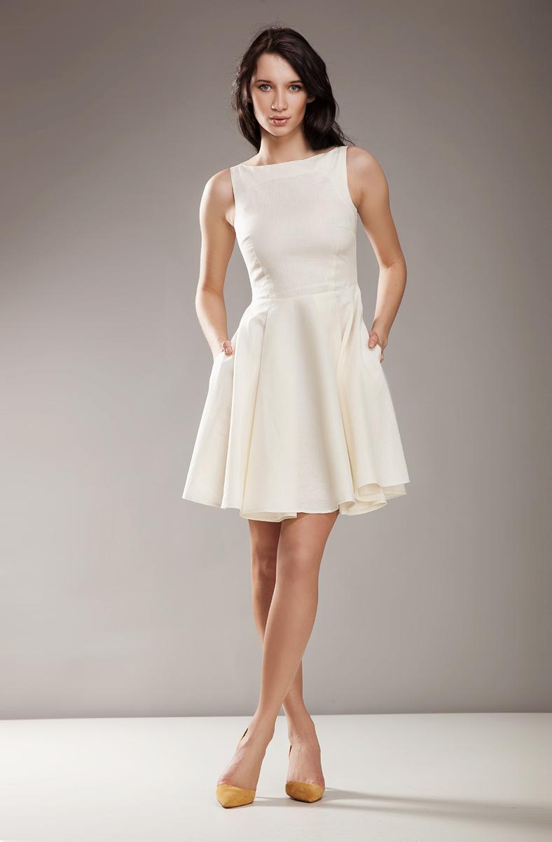 Denní šaty  model 9255 Nife