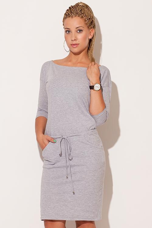 Denní šaty  model 28037 Figl