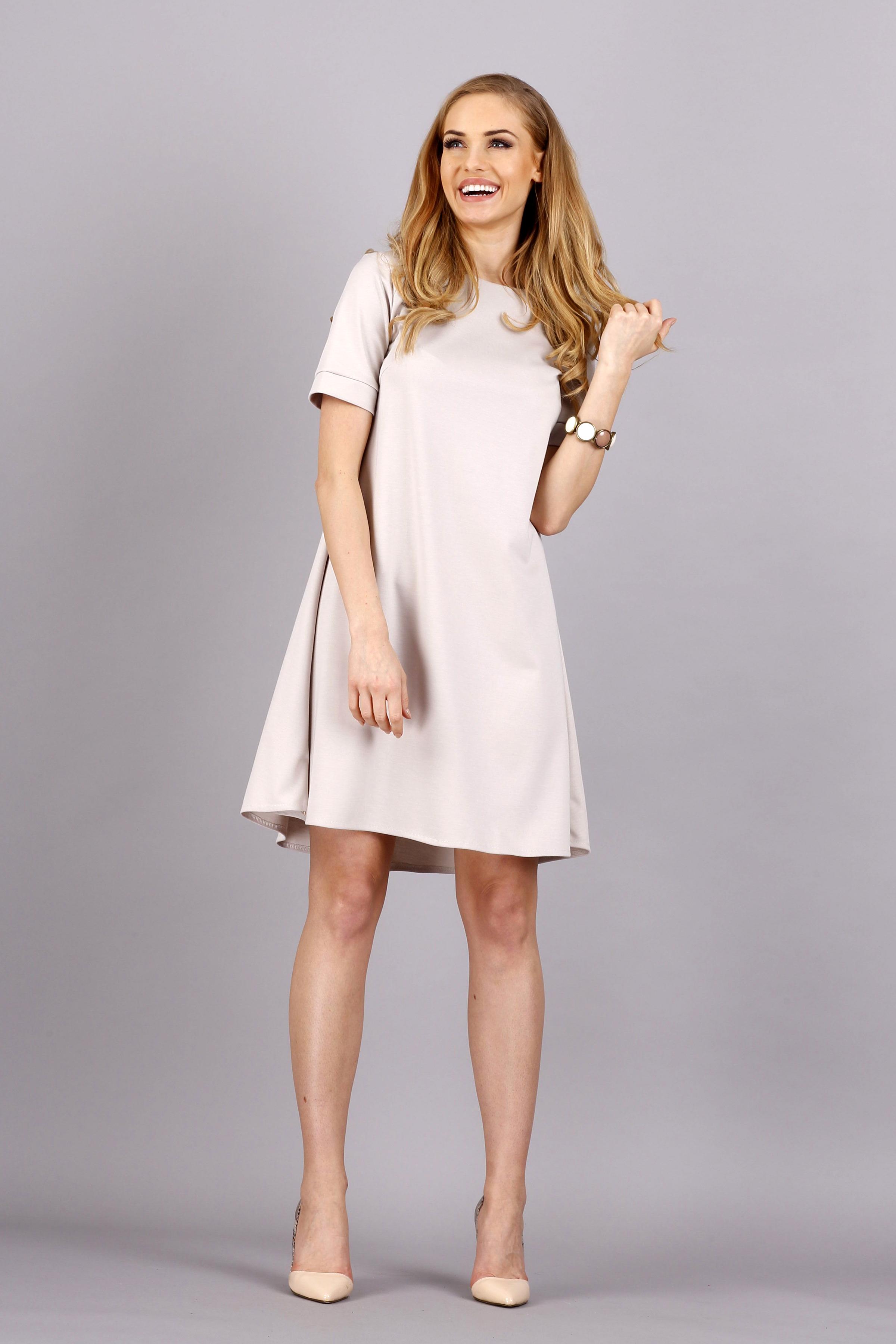 Denní šaty  model 28311 Makadamia