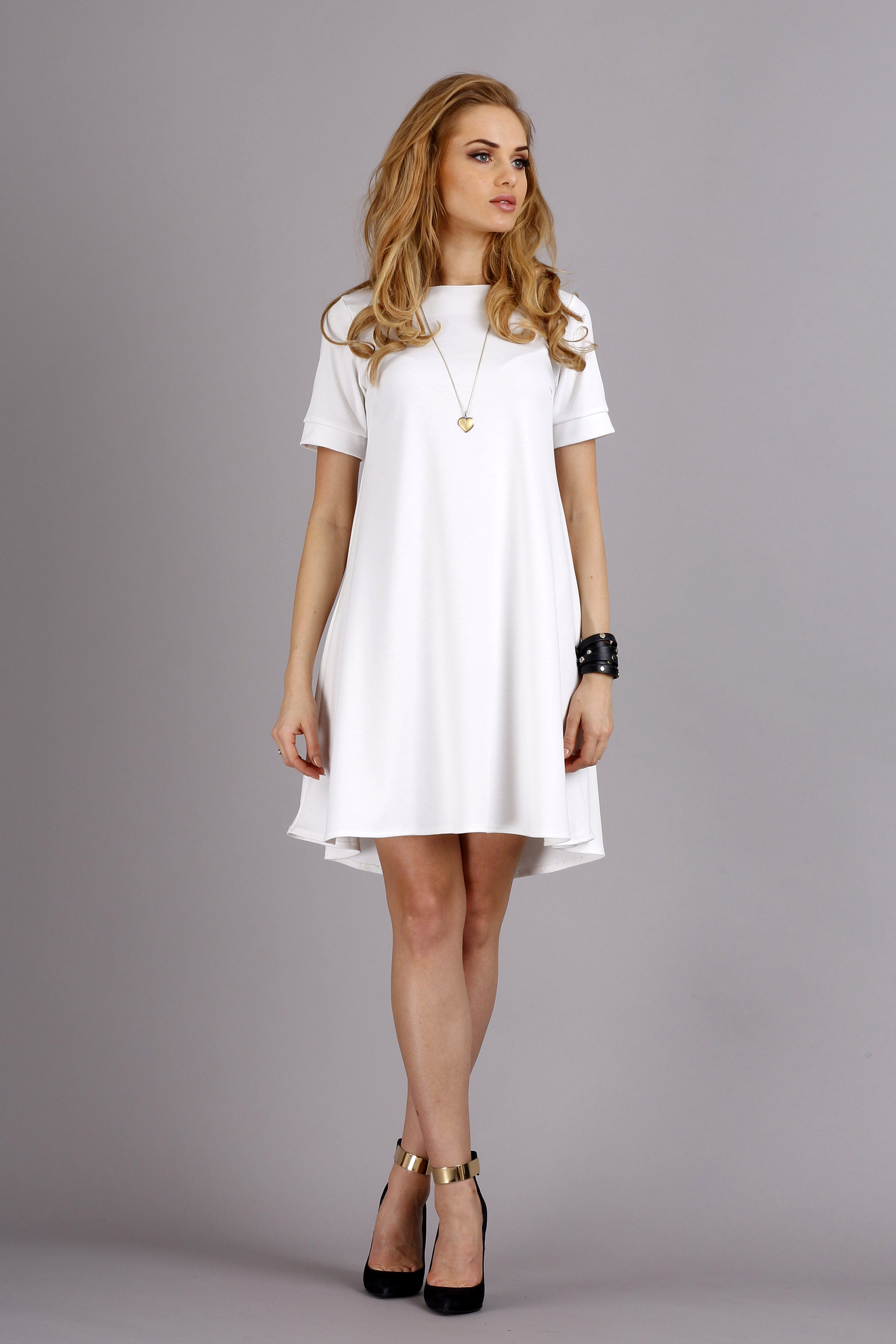 Denní šaty  model 28318 Makadamia