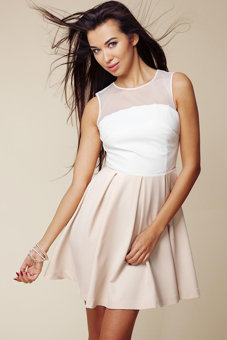 Společenské šaty  model 28528 ABG
