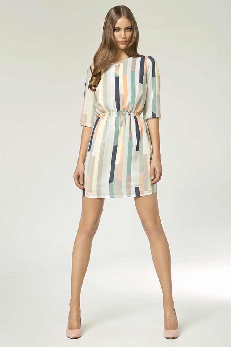 Denní šaty  model 29099 Nife
