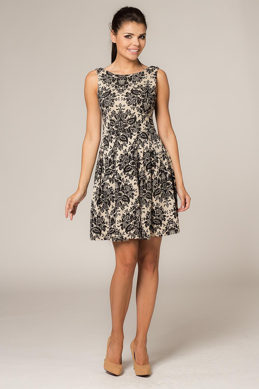 Denní šaty  model 30337 Depare