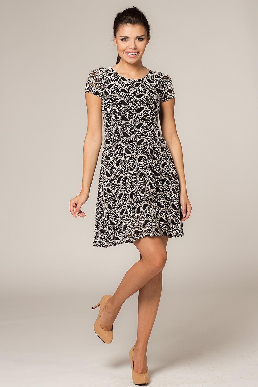 Večerní šaty  model 30339 Depare