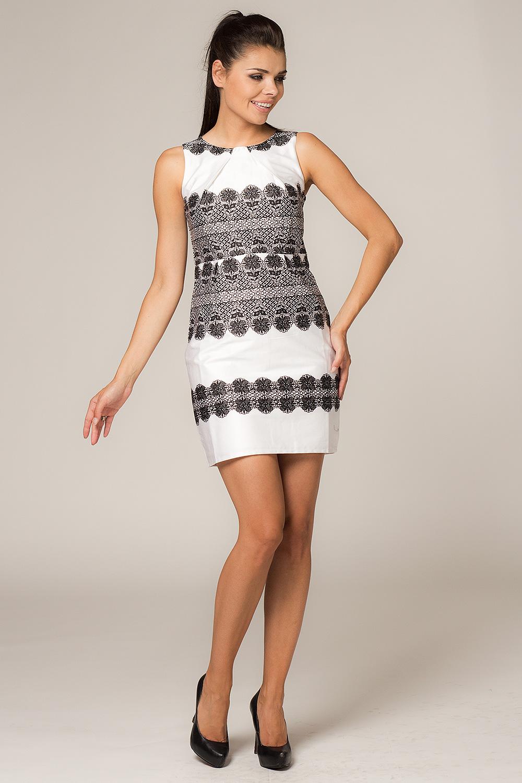 Denní šaty  model 30353 Depare