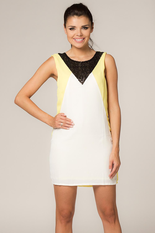 Večerní šaty  model 30356 Depare