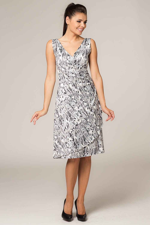 Denní šaty  model 30357 Depare