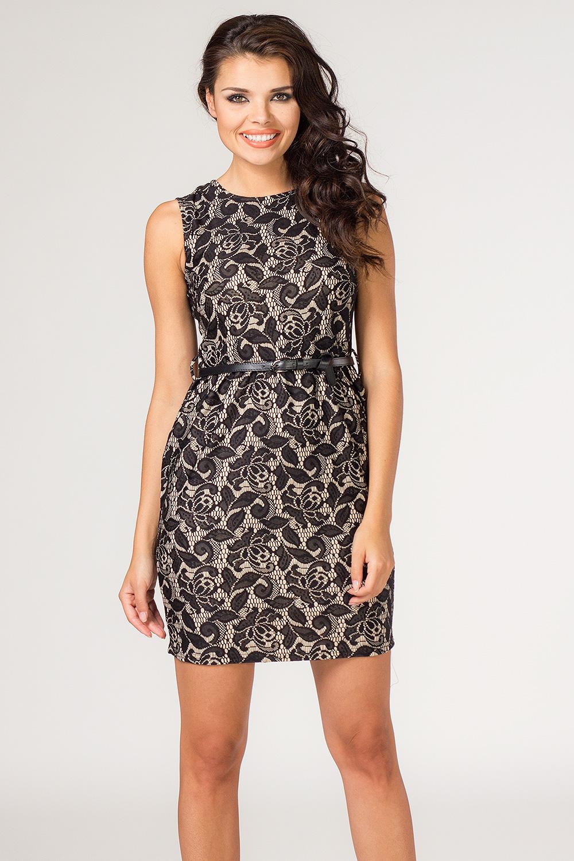 Denní šaty  model 30959 Depare