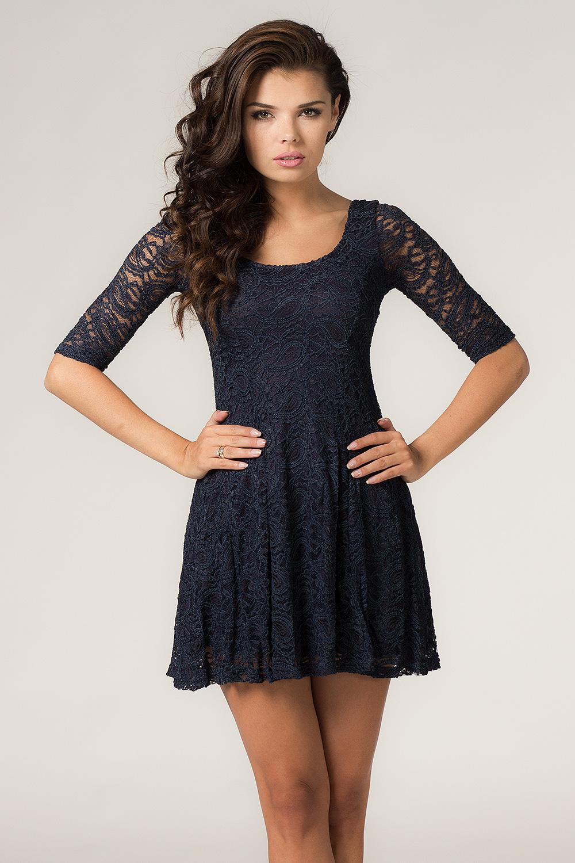 Společenské šaty  model 33675 Depare
