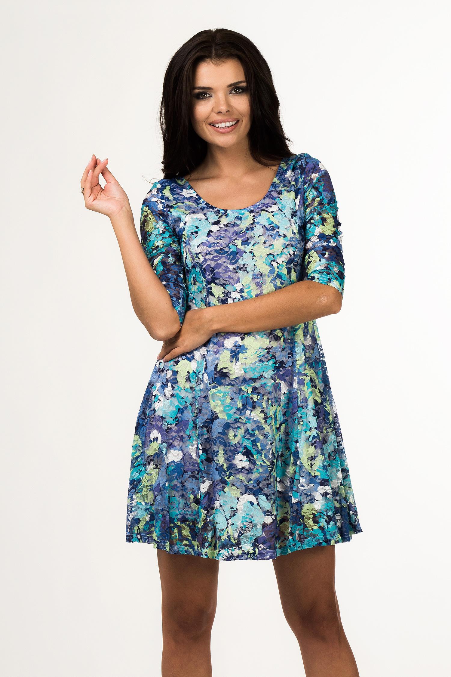 Denní šaty  model 34228 Depare