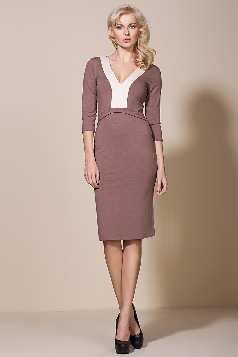 Společenské šaty  model 34287 Alore