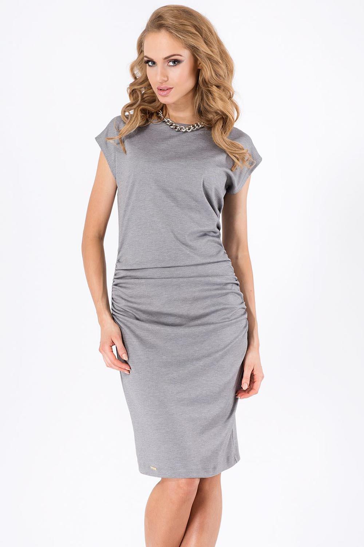 Denní šaty  model 37958 Makadamia