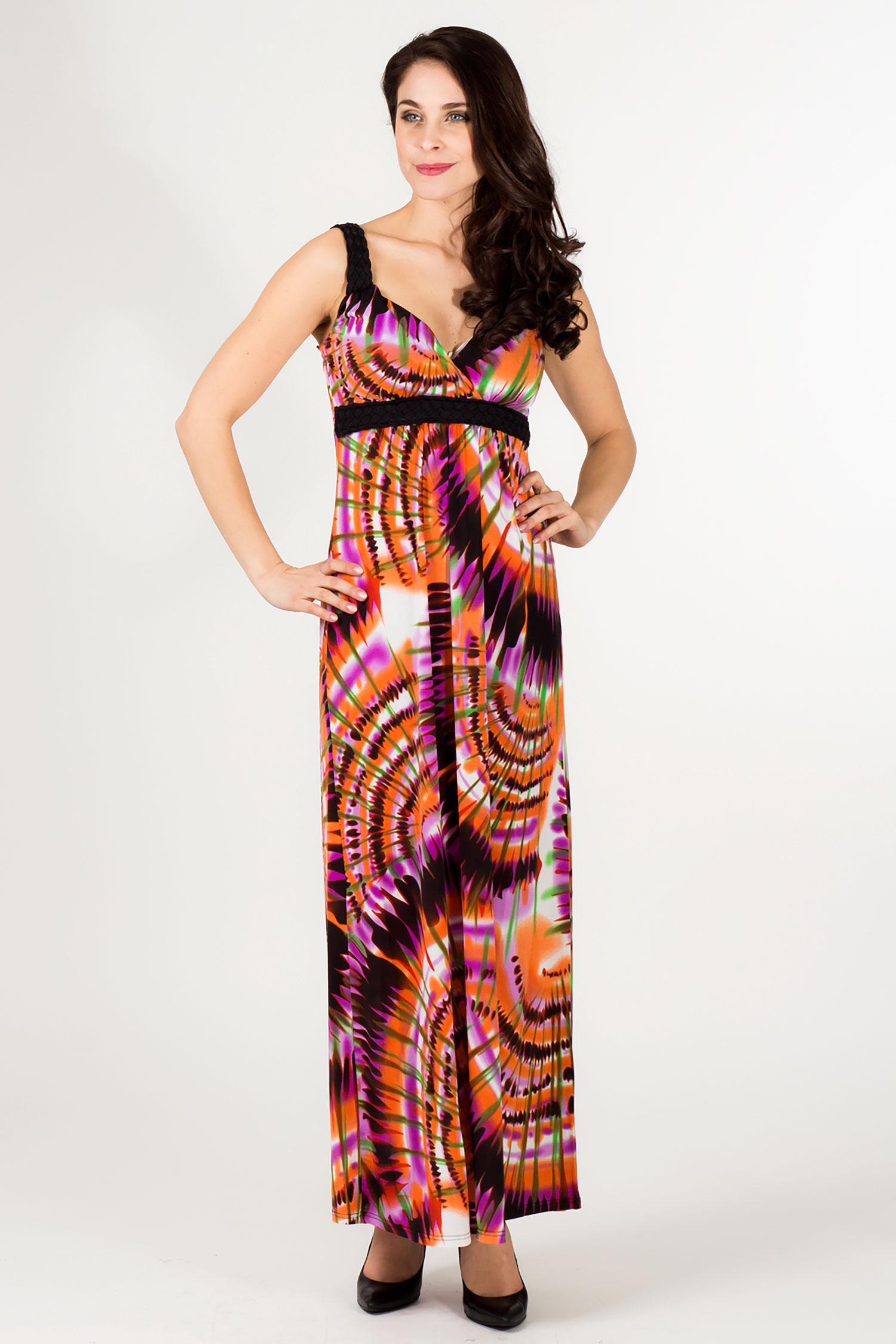 Denní šaty  model 38345 Depare