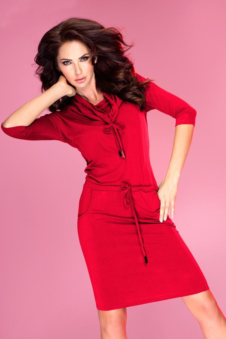 Denní šaty  model 39895 Numoco