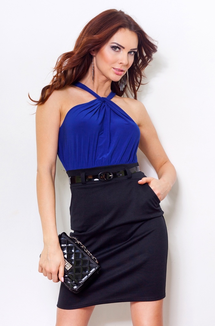 Večerní šaty  model 39955 Numoco