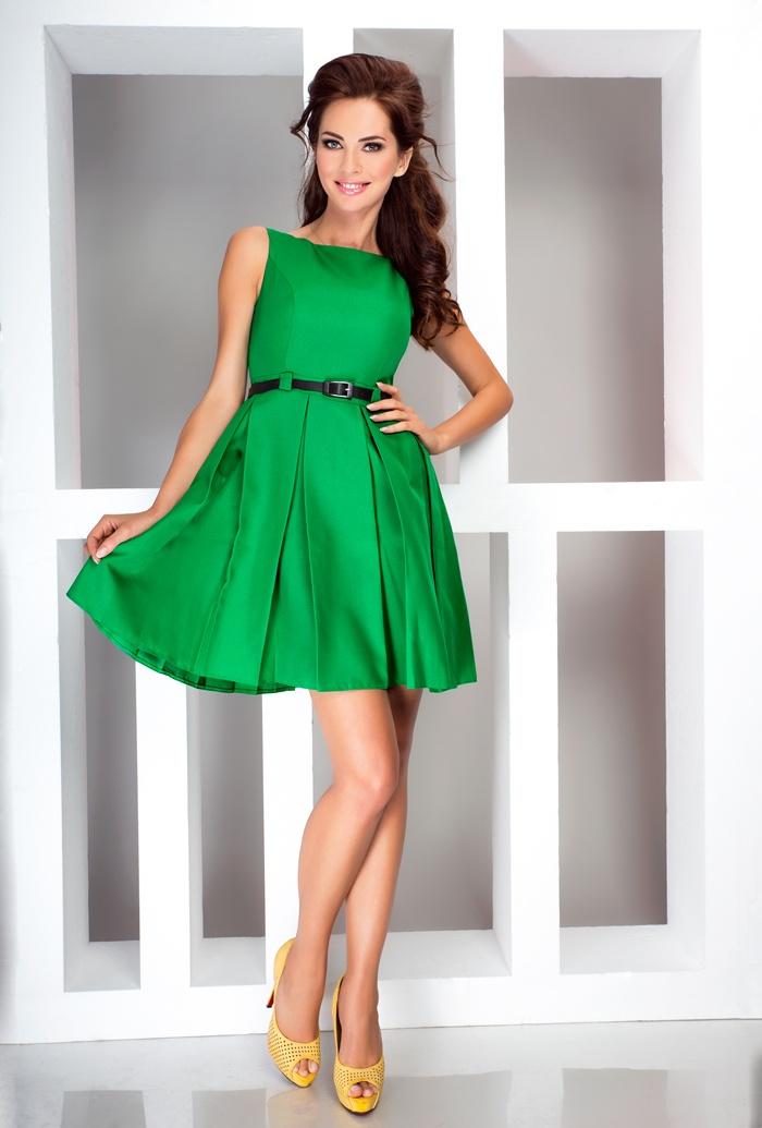 Společenské šaty  model 39966 Numoco