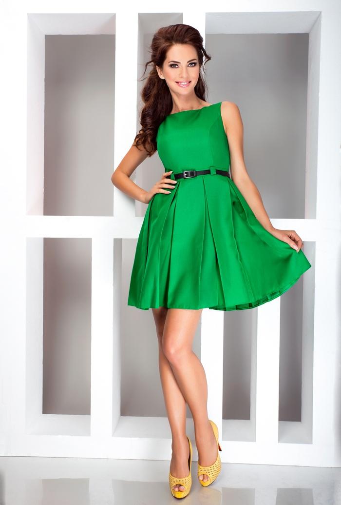 Společenské šaty model 39967 Numoco d436bd6d38