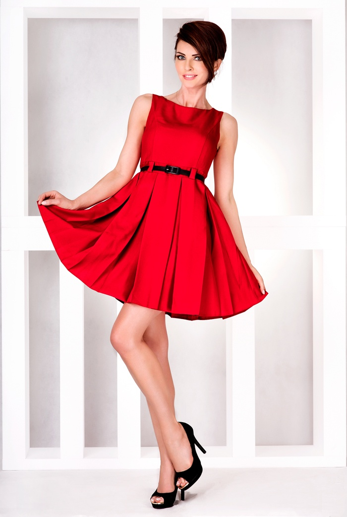 Společenské šaty  model 39967 Numoco