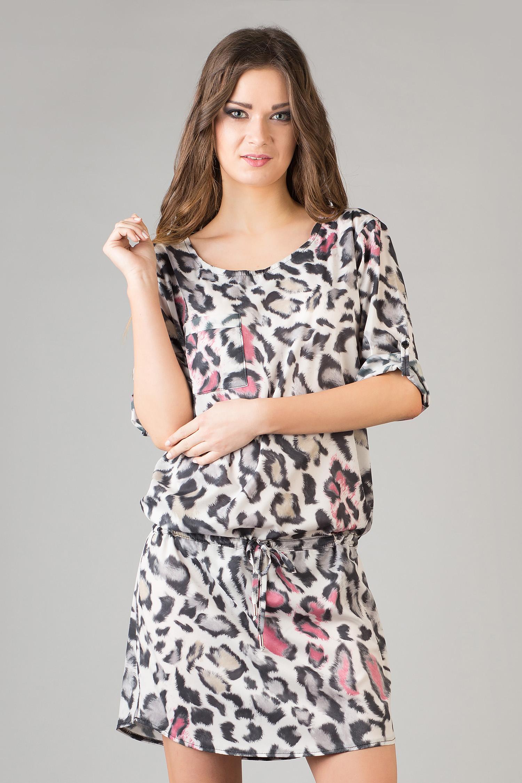 Denní šaty  model 39143 Tessita