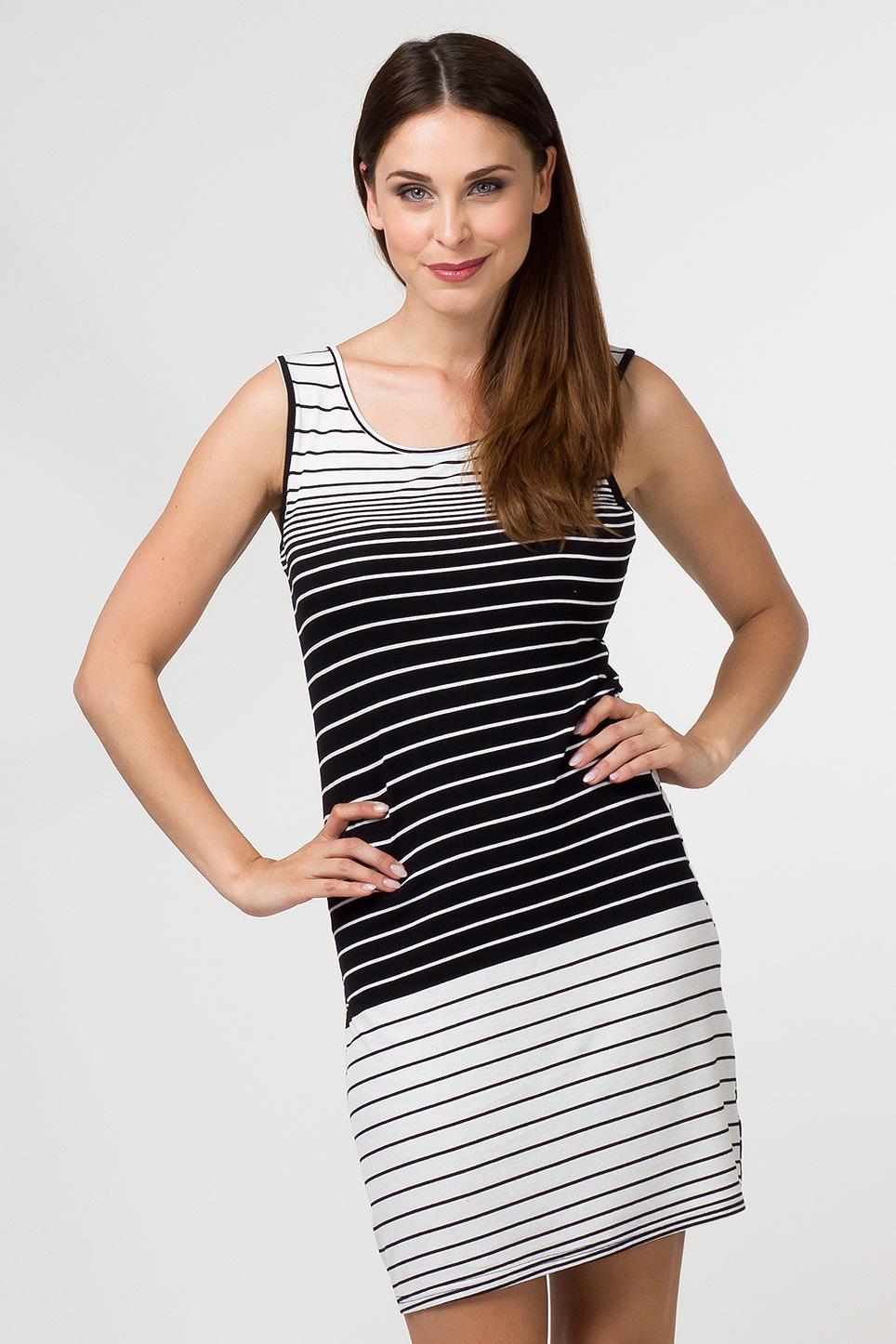 Denní šaty  model 42793 Depare