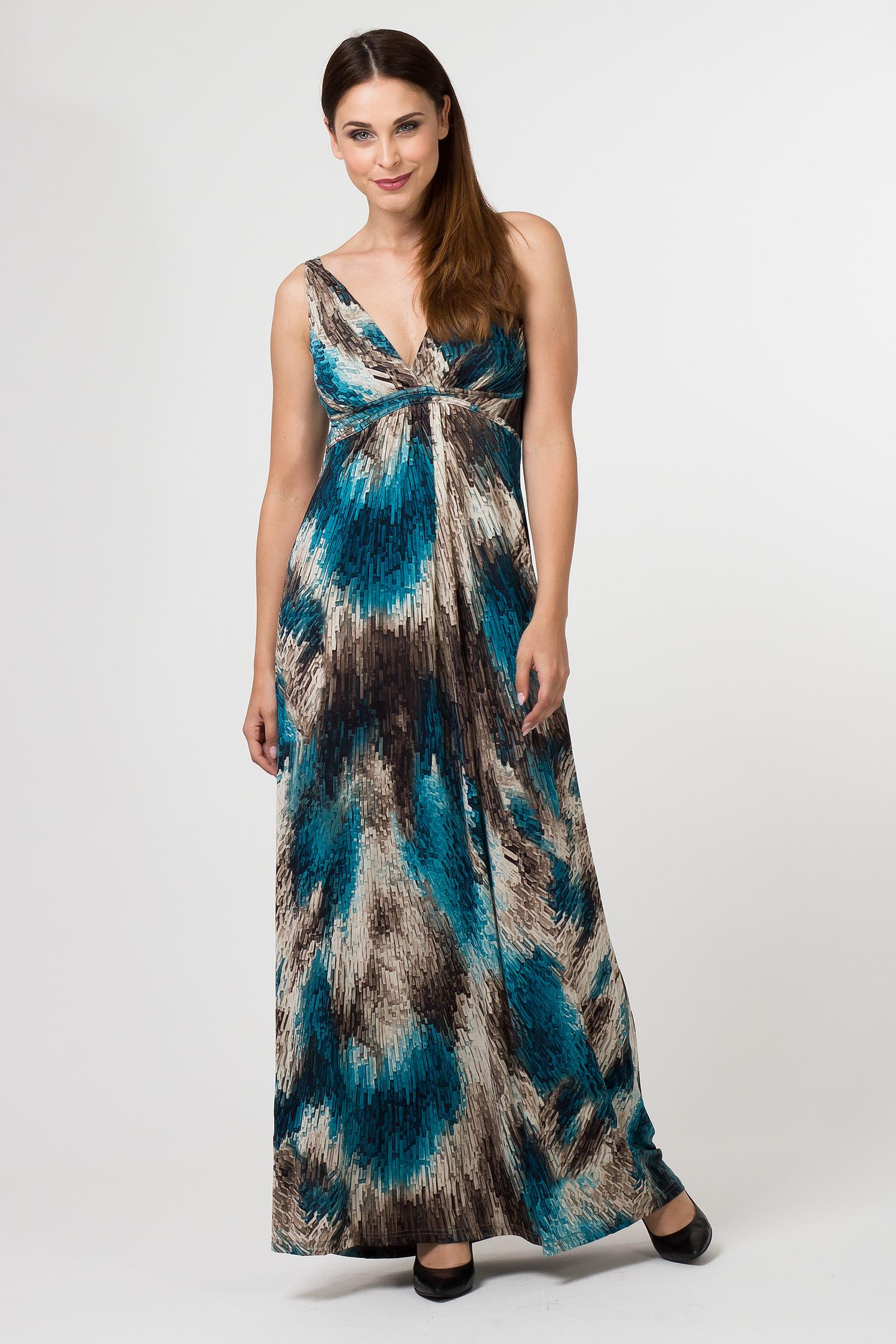 Denní šaty  model 42807 Depare