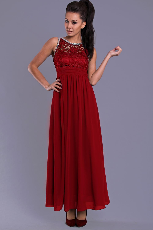 Dlouhé šaty  model 42898 YourNewStyle