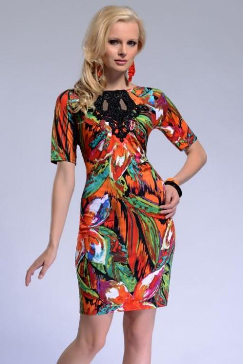 Denní šaty  model 43540 Margo Collection
