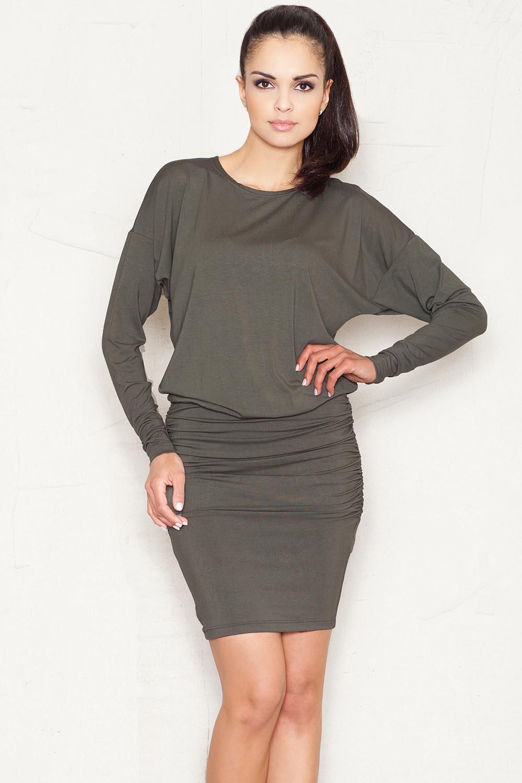 Denní šaty  model 43740 Figl